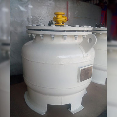 ETFE Roto lined chemical container manufacturer, supplier, and exporter in India
