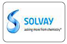 Solvay is Lining and Coating Raw Material Supplier
